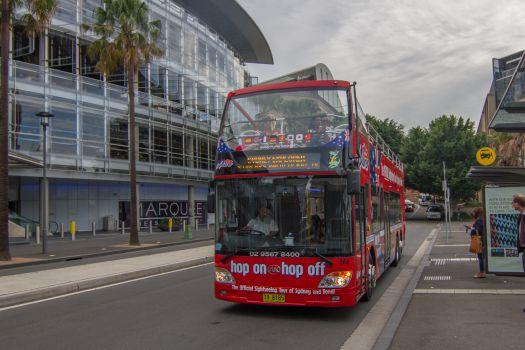 Sydney and Bondi Hop-On Hop-Off Bus Tour