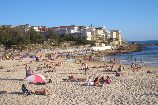 North Bondi Beach, Sydney, Australia