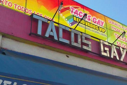 Tacos Gay