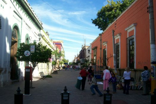 Tlaquepaque Old Town District