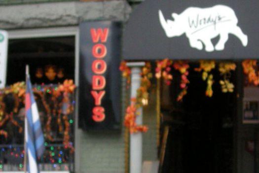 Woody's, Toronto