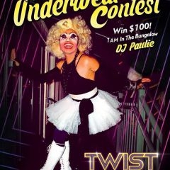 Click to see more about Pusilla's Underwear Contest, Miami