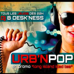 Click to see more about URB'NPOP, Montreal