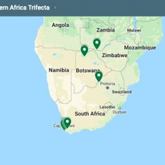 Southern Africa Trifecta