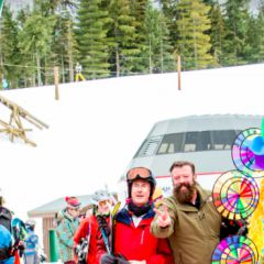 Click to see more about Whistler Pride and Ski Festival