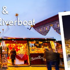 Winter Wonderland & Christmas Market Riverboat