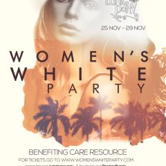 Women's White Party Week
