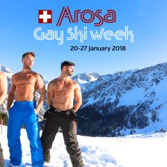 Small image of Arosa Gay Skiweek, Zurich