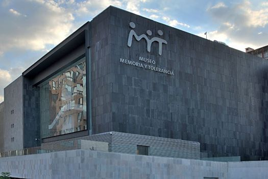 Small image of Memory and Tolerance Museum, Mexico City