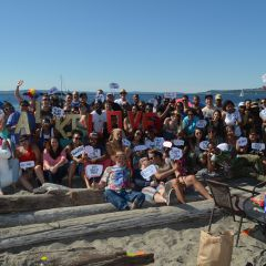 ALKI Beach LGBTQ Pride