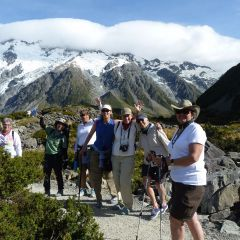 New Zealand Highlights and Hot Spots