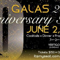 Gay and Lesbian Armenian Society 20th Anniversary Gala