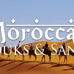 Click to see more about Moroccan Souks & Sand