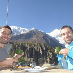 Annapurna Hiking