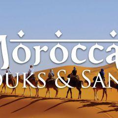Moroccan Souks & Sand