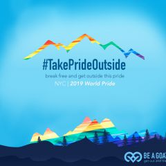 #TakePrideOutside