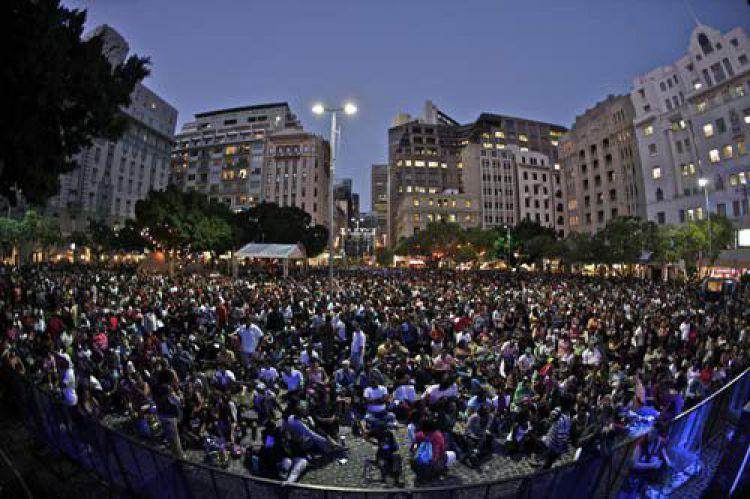 Cape Town International Jazz Festival's profile