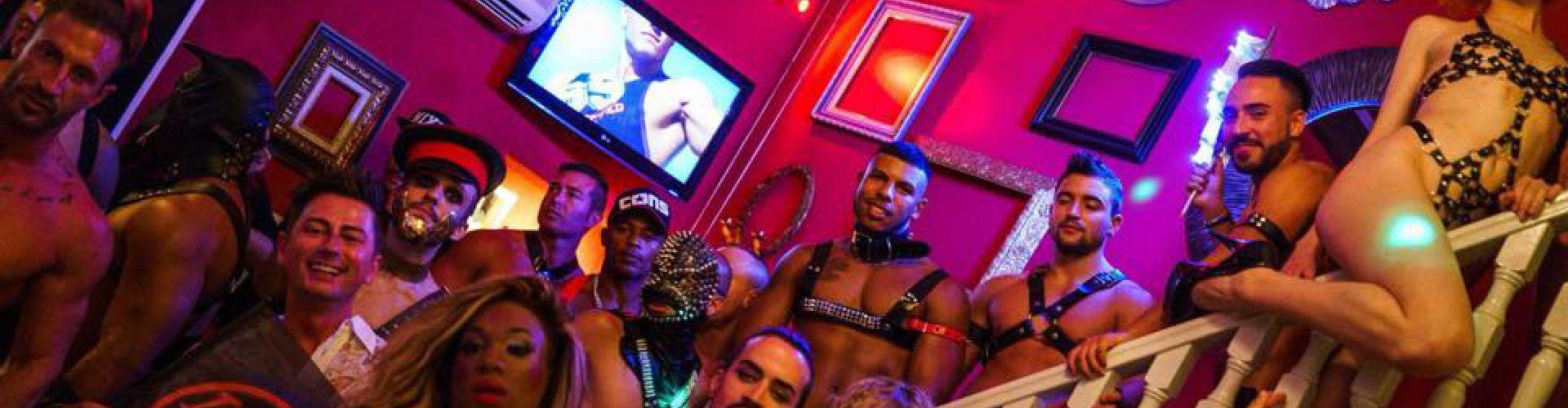 Ibiza gay bar la muralla