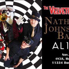 Amazing Return of Maximalist mayham The Velveteen Band!