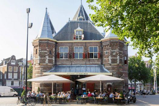Café in de Waag