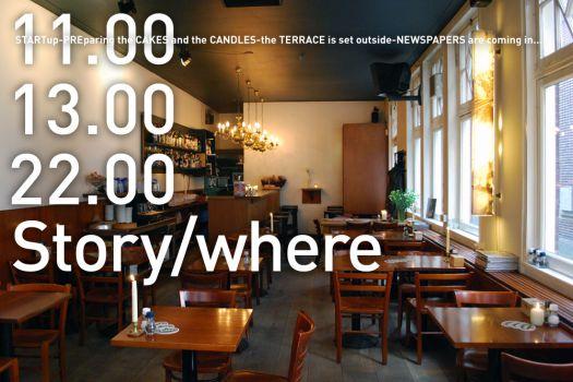 Café-restaurant van Kerkwijk, Amsterdam