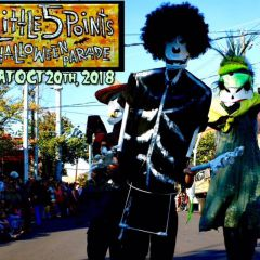 Little 5 Points Halloween Parade & Festival