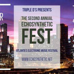 2nd Annual Echosynthetic Fest