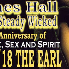 James Hall & The Steady Wicked at the Earl