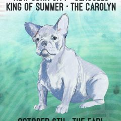 New Junk City LP release w/ Seagulls, King of Summer, TheCarolyn