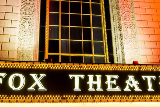 Fabulous Fox Theater, Atlanta