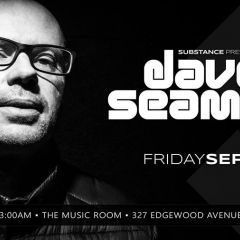 Substance presents Dave Seaman