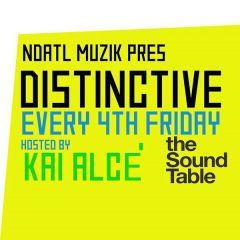 Distinctive: Hosted by Kai Alcé
