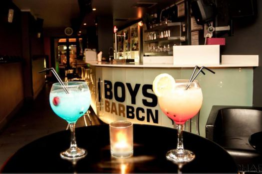 Boys Bar BCN, Barcelona