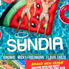 WeParty Presents: Sandia
