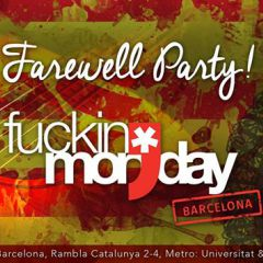 Click to see more about ✦ Fuckin' Monday Farewell BCN Party: Free OPEN BAR @City Hall!