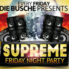 SUPREME Friday Night Party