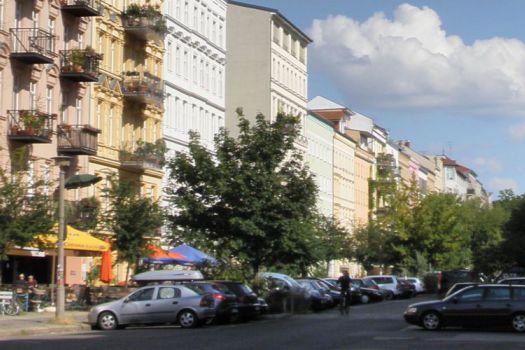 Former East Berlin (Deeper Prenzlauer Berg)