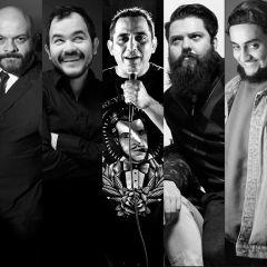 Stand up: 7 machos