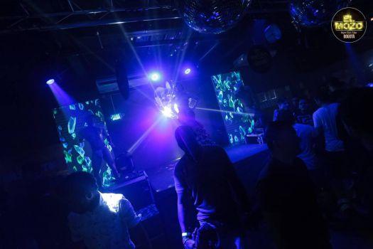 El Mozo Night Club, Bogota