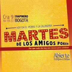 Click to see more about Martes de los Amigos Poker