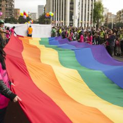 Bogota Gay Pride March