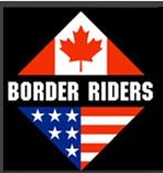 Organization in Portland : Border Riders Motorcycle Club
