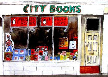 Small image of City Books, Brighton