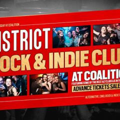 DISTRICT Brighton // Alternative & Indie Club //