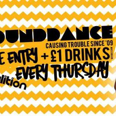 Click to see more about Pounddance Thursdays