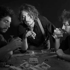 Click to see more about Wille and the Bandits Steal Tour with Claude Hay