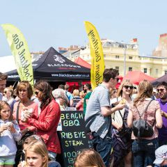 Click to see more about Brighton & Hove Food and Drink Festival (Autumn Harvest), Brighton