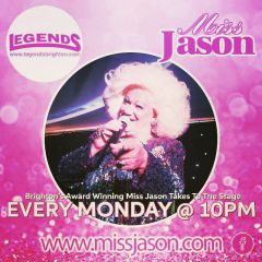 Click to see more about Mondays with MISS JASON..., Brighton