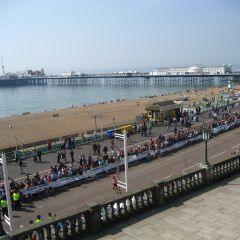 Click to see more about Brighton Marathon, Brighton