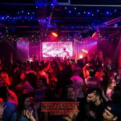 Click to see more about Stranger Things '80s Halloween Party (Brighton) Series Two Tour